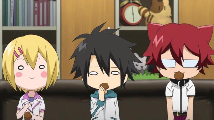 Cuticle Detective Inaba screenshot