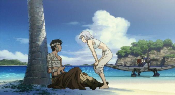 Toaru Hikuushi e no Tsuioku (The Princess and the Pilot), Charles, Juana