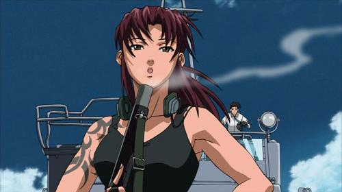 Anime Los mejores 10 chicas más masculinas