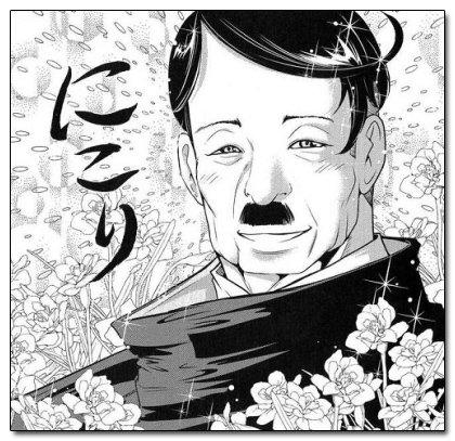 Hitler in The Legend of Koizumi