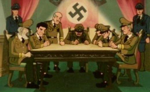 Nazis in Lupin III