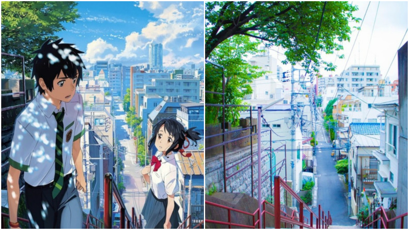 The 2016 ranking for japans anime pilgrimage sites released myanimelist net