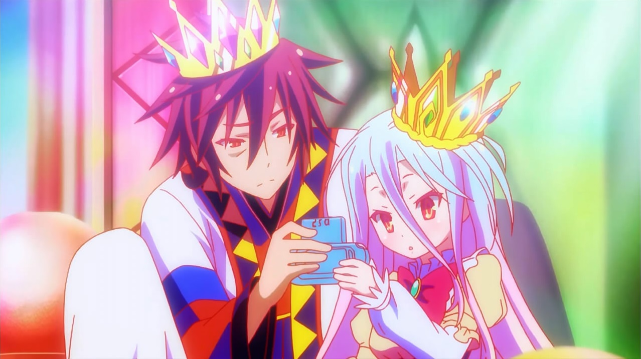 no game no life shiro and sora