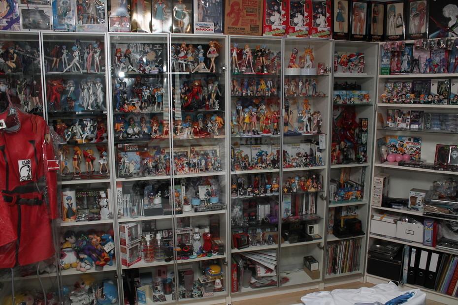 Cool Otaku Rooms, Tolwyn's Otaku Room