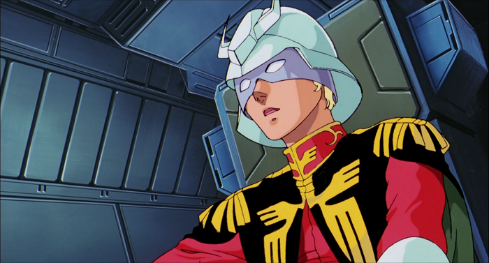 Top 15 Most Iconic Anime Masks - Char Aznable - Mobile Suit Gundam
