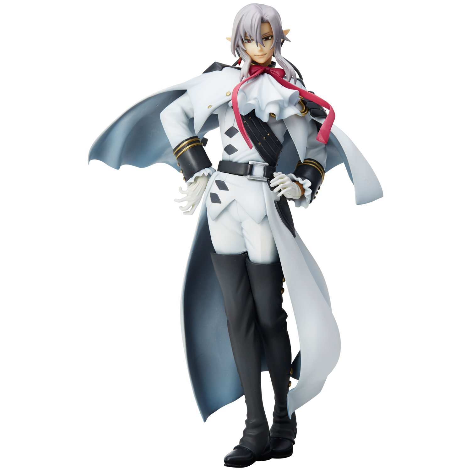 Seraph of the End Union Creative mensHdge Technical Statue No.24 Ferid Bathory Figure Rinkya