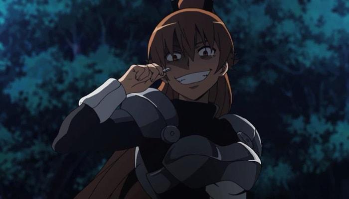 Akame ga Kill - Seryu Ubiquitous