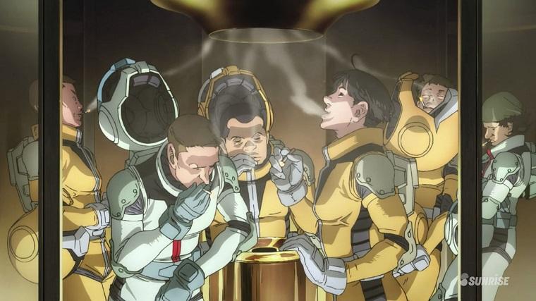 Gundam Thunderbolt 2