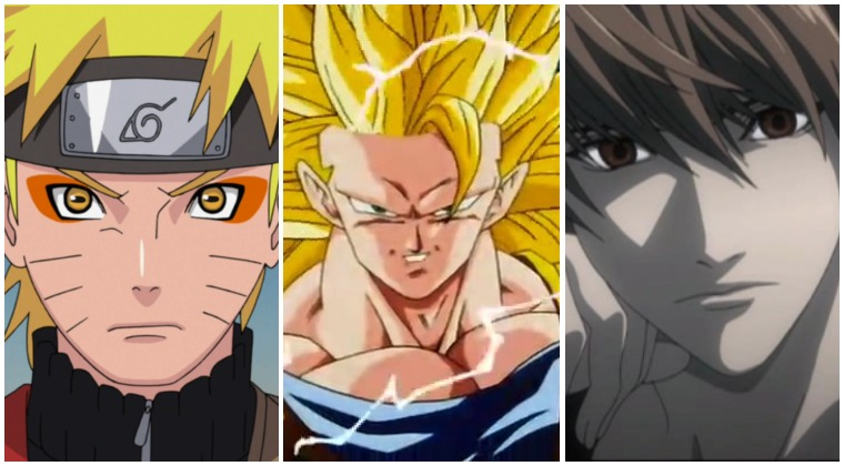 Famous Anime in the West