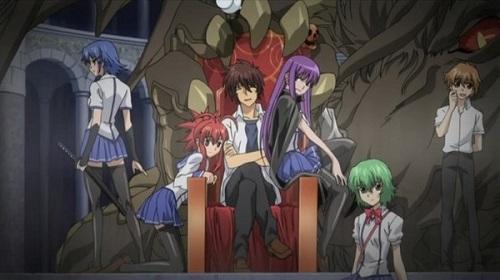 Ichiban Ushiro no Daimaou (Demon King Daimao)