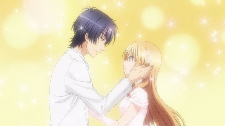 Love Stage! LGBT anime characters