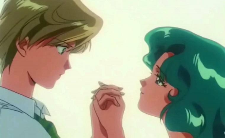 Sailor Moon Sailor Uranus and Neptune