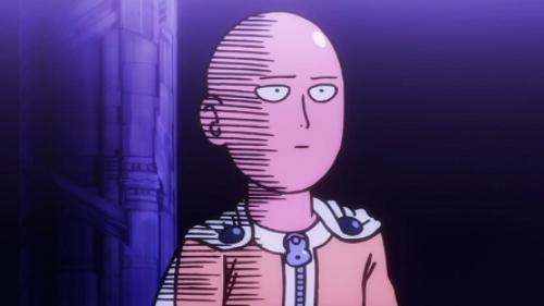 Saitama simple face, One Punch Man