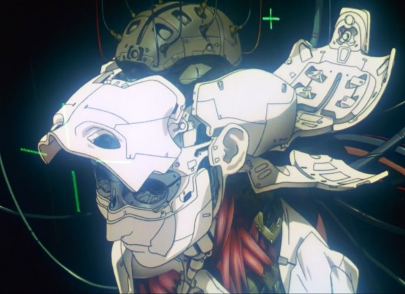 Ghost in the Shell Making of a Cyborg Motoko Kusanagi The Major