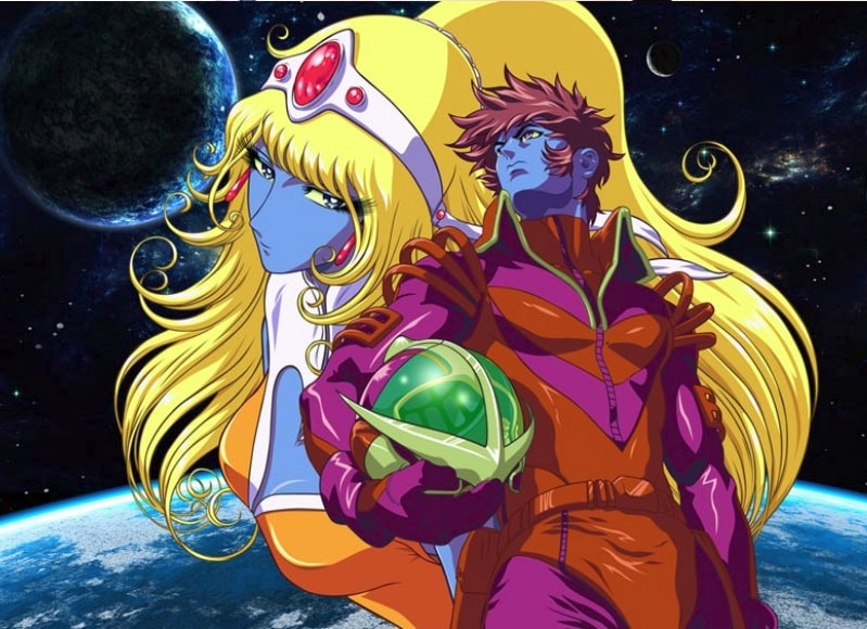 Interstella 5555 essential anime movie blue people music video by daft punk