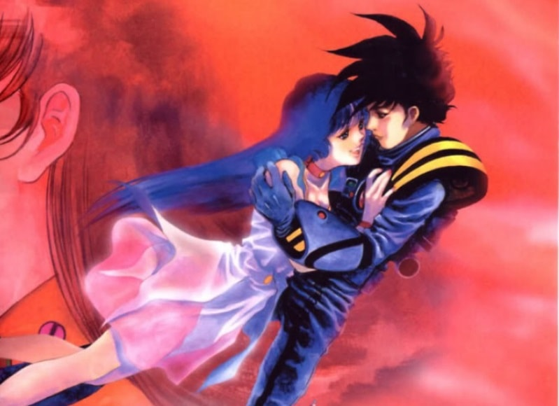 Macross Do You Remember Love Hikaru and Lynn Minmay