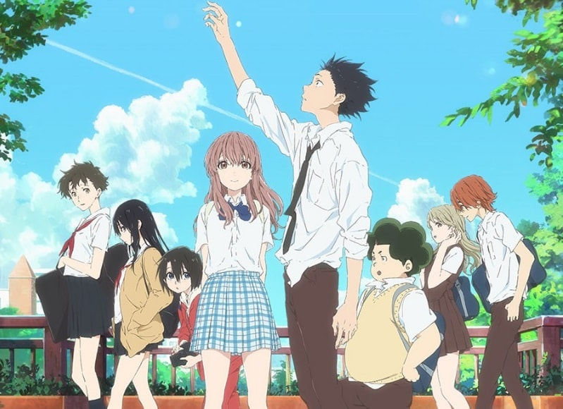 Silent Voice Koe no Katachi Full cast