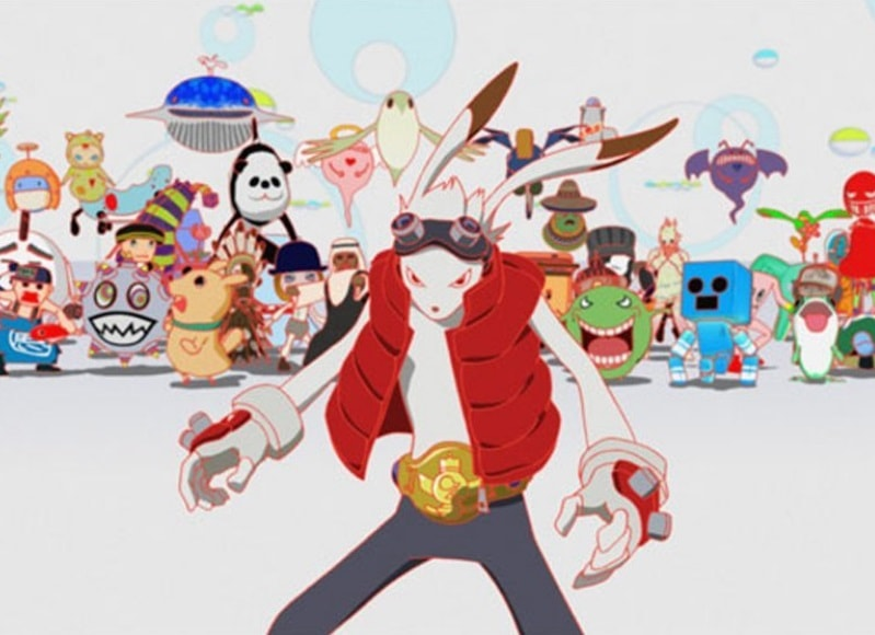 Summer Wars King Kazuma in the world of Oz