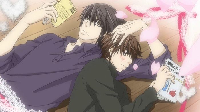 Sekaiichi Hatsukoi yaoi anime boys love BL fandom