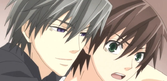 Junjou Romantica yaoi anime boys love BL fandom