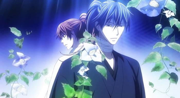 Hybrid Child yaoi anime boys love BL fandom