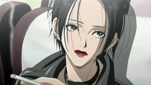Nana Osaki with short hairstyle, Nana