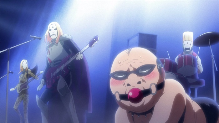 anime per adulti - detroit metal city