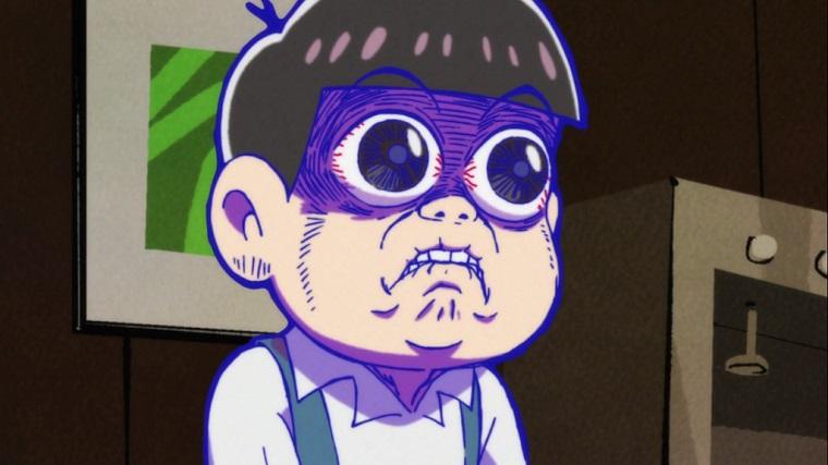 Osomatsu san funny anime face