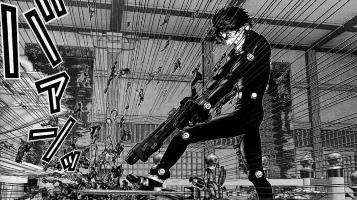 Adult Manga, Kei Kurono, Gantz