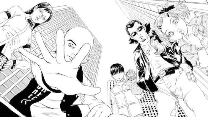 Adult Manga, Kurou Karatsu, Keiko Makino, Makoto Numata, The Kurosagi Corpse Delivery Service
