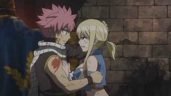 Fairy Tail fanfictie Natsu en Lucy dating