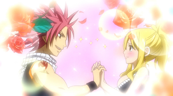 Fairy Tail fanfictie Natsu en Lucy dating Dating landing page HTML5