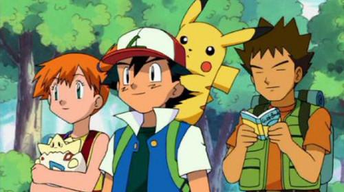 Ash Ketchum Pikachu Pokemon