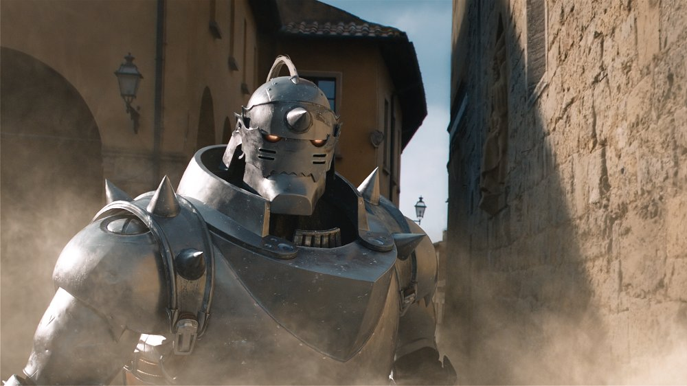 Alphonse Live Action Screenshot Reveal