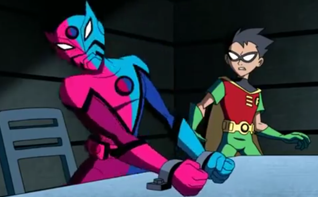 Teen Titans Robin Tokyo