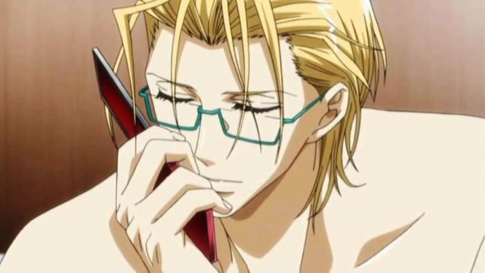Seitokaichou ni Chuukoku chiga screenshot