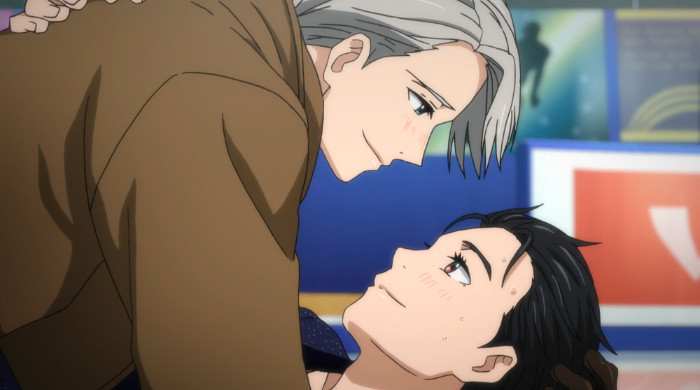 Yuri on ice screenshot