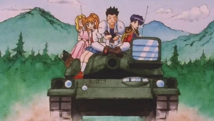 Literal Tank