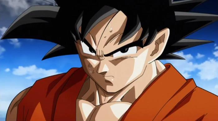 Dragon Ball Z Son Goku OP MC