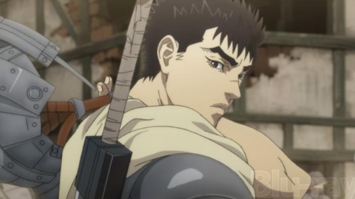 Guts Berserk Overpowered anime protagonist