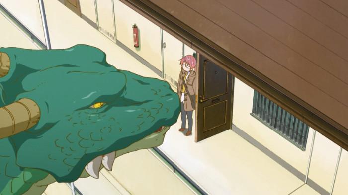 Kobayashi-san Chi no Maid Dragon tooru