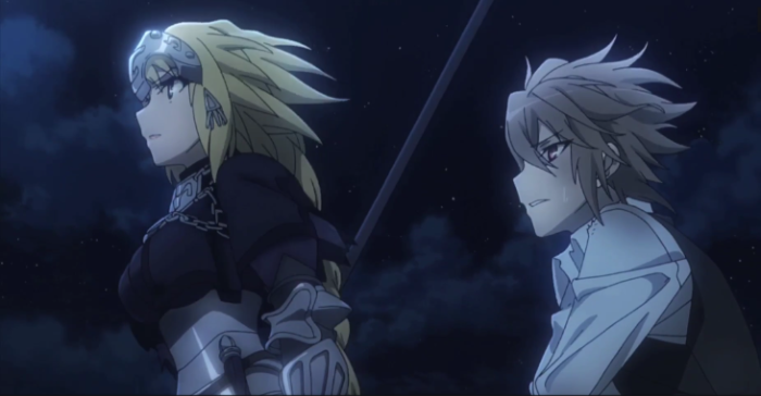 Fate apocrypha screenshot