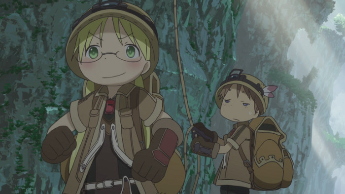 Made in Abyss screenshot