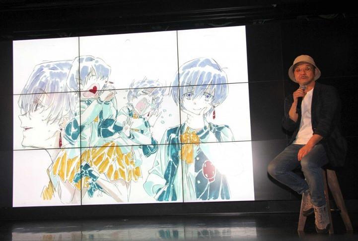 Best Spring 2020 Anime Mamoru Oshii Unveils Spring 2020 Anime 'Vlad Love'   MyAnimeList.net