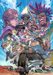 P.A. Works Unveils Original Anime 'Appare-Ranman!'