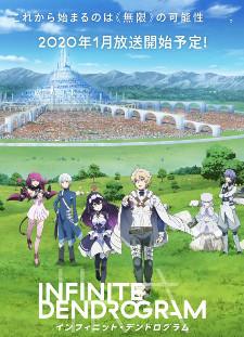 TV Anime 'Infinite Dendrogram' Premieres in January 2020