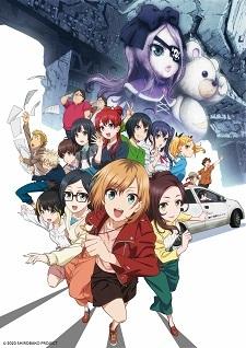 Eleven Arts Licenses 'Shirobako The Movie' Anime Film