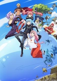'Tensei shitara Slime Datta Ken' Gets Anime Movie for Fall 2022